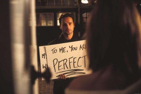 Cảnh Mark bày tỏ tình cảm với Juliete