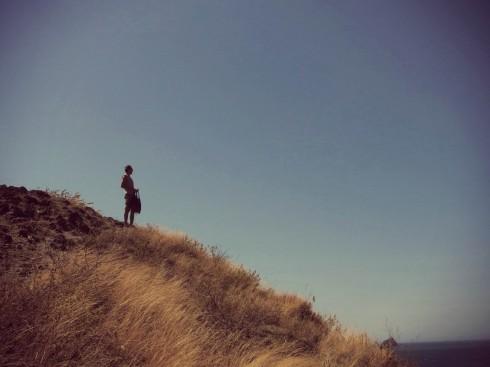 Những dãy núi đá bao quanh Taganga khá thấp, nhưng cũng đủ cho một ngày leo trèo mệt nhoài.