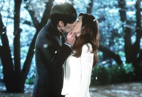 Nụ hôn anh đào trong Phẩm chất quý ông