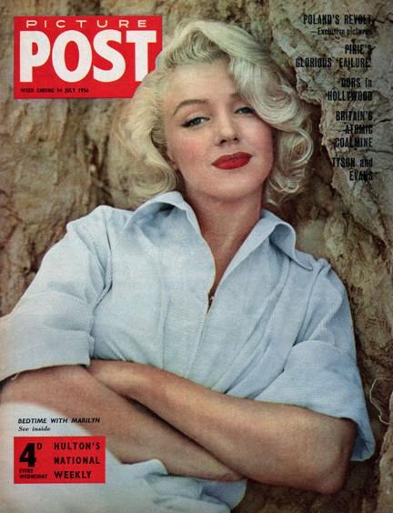Sang những năm 1950, son môi càng được yêu thích và sử dụng rộng rãi, đặc biệt là màu son đỏ dần trở thành biểu tượng của sự gợi cảm. Phụ nữ học tập Marilyn Monroe, Rita Hayworth, Ava Gardner, Elizabeth Taylor… tô môi đỏ rực.