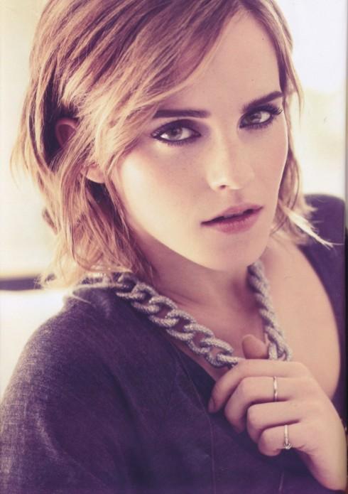 Emma Watson năm nay 23 tuổi, cô đã nổi tiếng từ khi còn là diễn viên nhí đóng trong bộ phimm Harry Potter năm 2001 cho đến năm 2011. Hiện nay, Emma Watson tiếp tục tham gia rất nhiều dự án điện ảnh, ngoài ra cô còn có sự nghiệp người mẫu và là gương mặt đại diện cho nhiều nhãn hàng nổi tiếng trên thế giới.