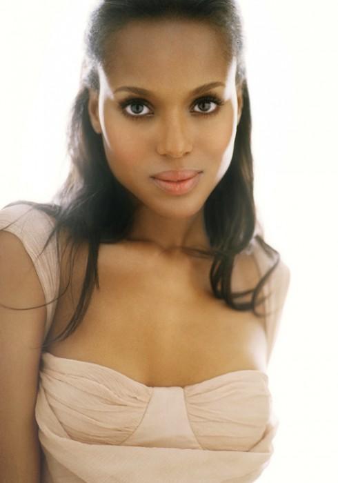 Kerry Washington năm nay 37 tuổi, cô là nữ diễn viên người Mỹ từng tham gia seri phim truyền hình Scandal của đài ABC.