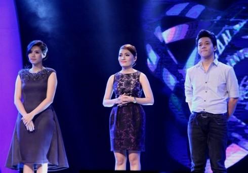 Ngân Hà, Nhật Thủy và Phú Hiển rơi vào top 3 nguy hiểm sau đêm Gala 2 của Vietnam Idol