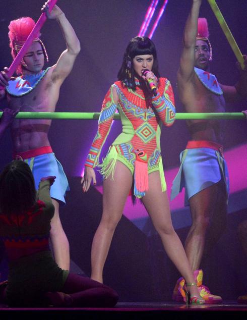 Tiết mục trình diễn của Katy Perry