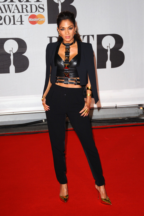 Cựu trưởng nhóm Pussycat Dolls - Nicole Scherzinger.