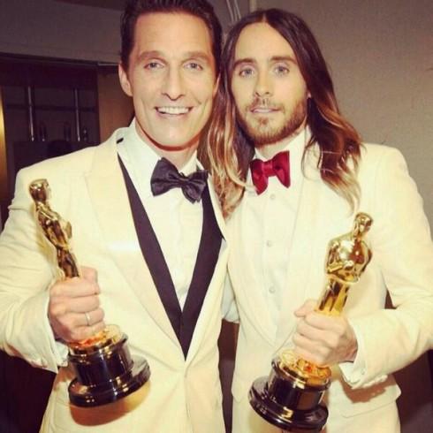 Với sự hi sinh đáng nể cho vai diễn của mình, cả hai đều chiến thắng trong hạng mục được đề cử tại Oscar 2014: Matthew với giải Diễn viên nam chính xuất sắc nhất và Jared với giải Diễn viên nam phụ xuất sắc nhất