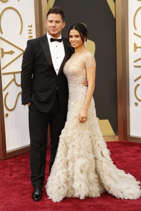 Vợ chồng diễn viên Channing Tatum