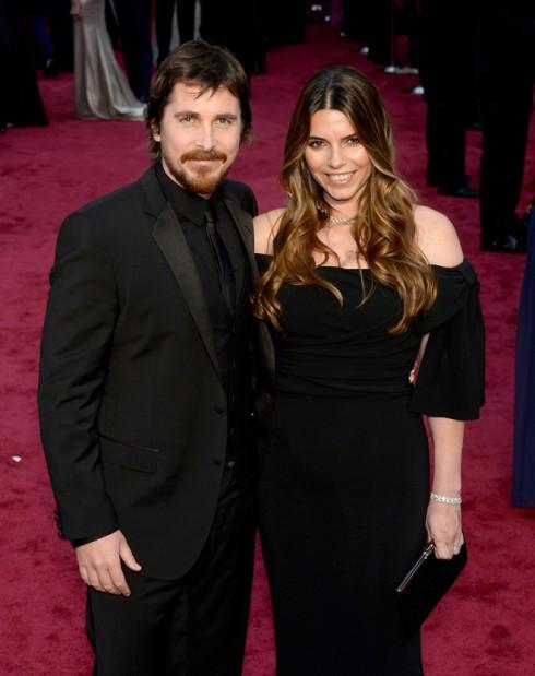 Vợ chồng diễn viên Christian Bale