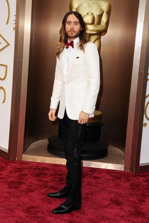 Diễn viên Jared Leto đoạt giải Nam diễn viên phụ xuất sắc nhất.