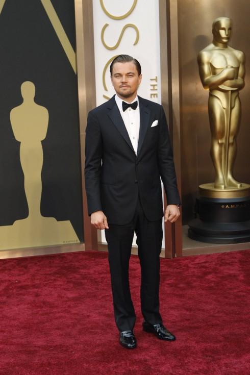 Nam diễn viên không có duyên với Giải Oscar - Leonardo DiCaprio