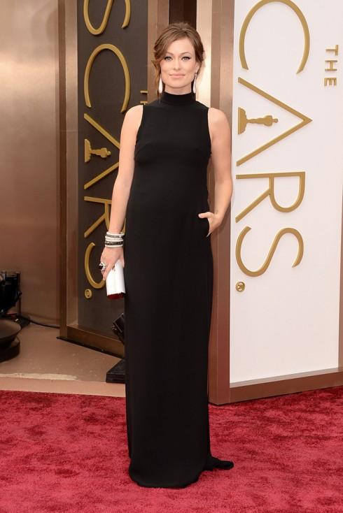 Olivia Wilde trong trang phục Valentino