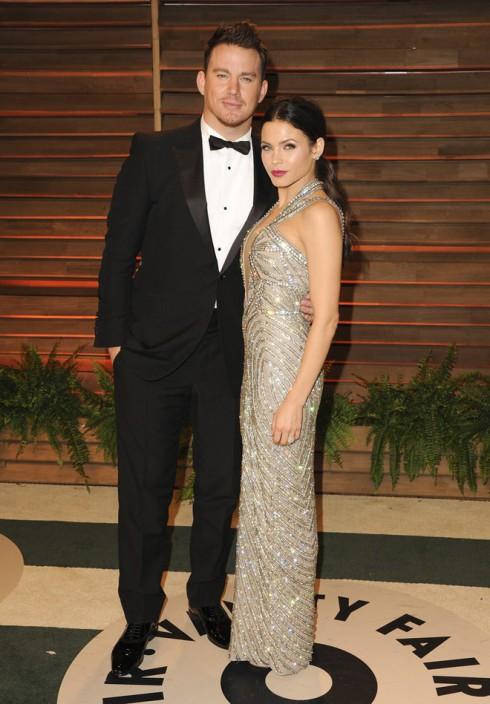 Vợ chồng diễn viên Channing Tatum.