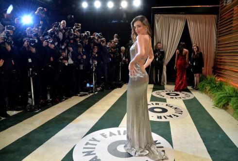 Cựu thiên thần Victoria's Secret Miranda Kerr