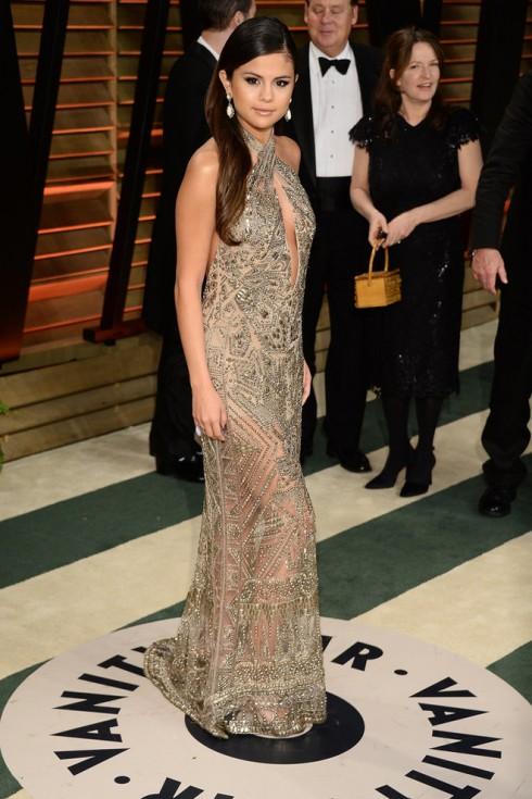 Ca sĩ Selena Gomez