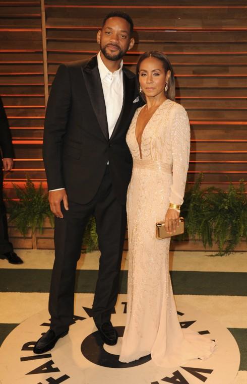 Vợ chồng diễn viên Will Smith