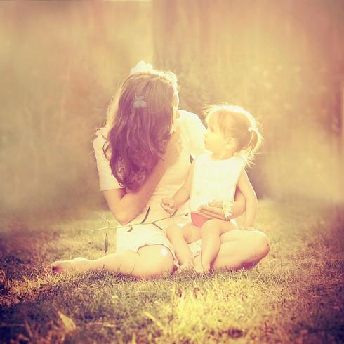 Gửi mẹ, tình yêu lớn nhất của con