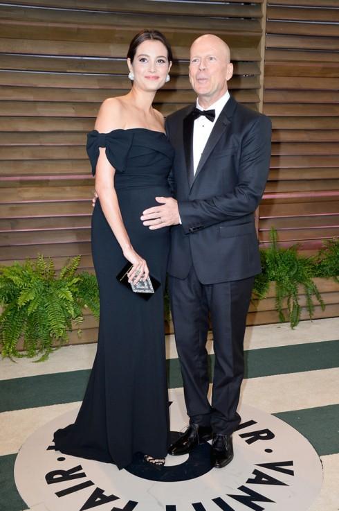 Vợ chồng diễn viên Bruce Willis