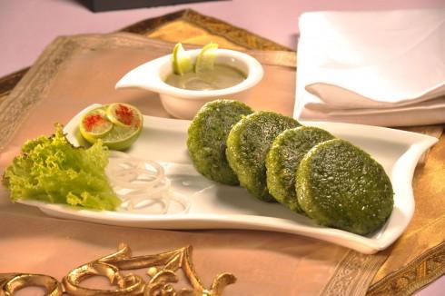 Haryali Kabab