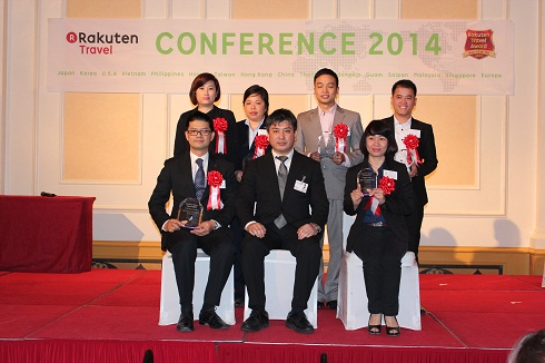 6 hotels achieve award