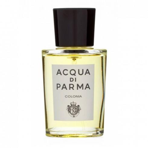 Nước hoa Acqua Di Parma - Là sự pha trộn các mùi oải hương, cam bergamot, cây roi ngựa, chanh, hoa hồng, địa y, gỗ đàn hương và cây hoắc hương. Đây là mùi cổ điển và mang tính truyền thống.