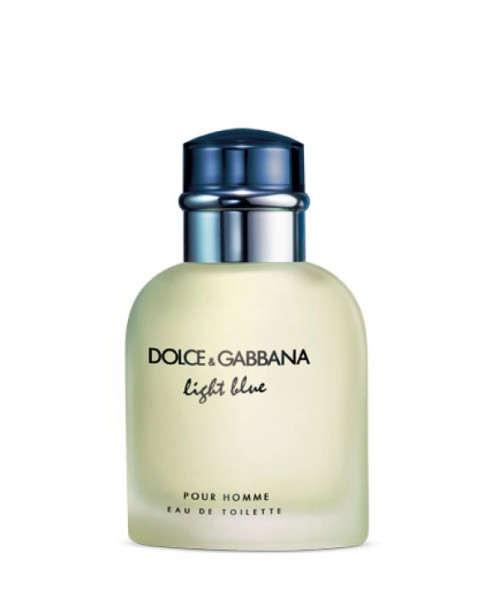 Nước hoa Dolce&Gabbana Light Blue - Mùi hương: Cam Bêgamốt, Quýt, Bưởi, Đỗ tùng, Hương thảo, Tiêu Szech, Gỗ hồng sắc, Xạ hương, Nhũ hương, Rêu sồi.