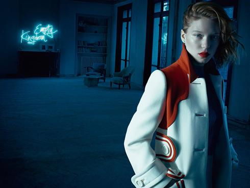 Bộ ảnh do Vogue Italia thực hiện năm 2014
