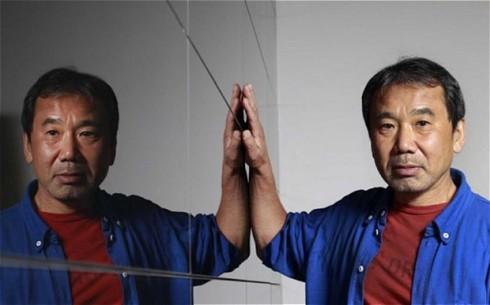 Nhà văn Haruki Murakami