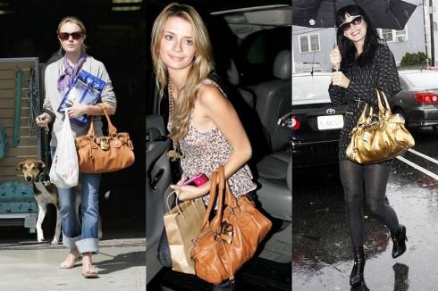 Năm 2005, mẫu túi Chloé Paddington cháy hàng ở các boutique còn Net-a-Porter bán được 376 chiếc chỉ trong 36 giờ sau khi đưa loạt hàng mới lên mạng.