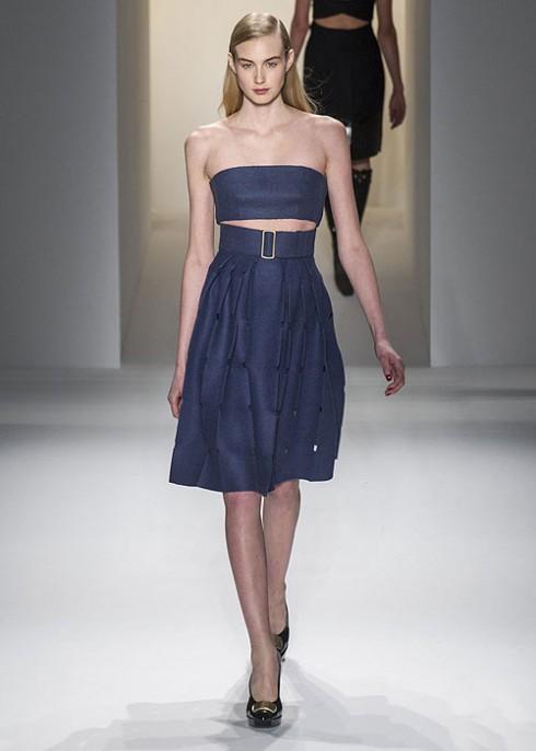 Calvin Klein mùa Thu 2013