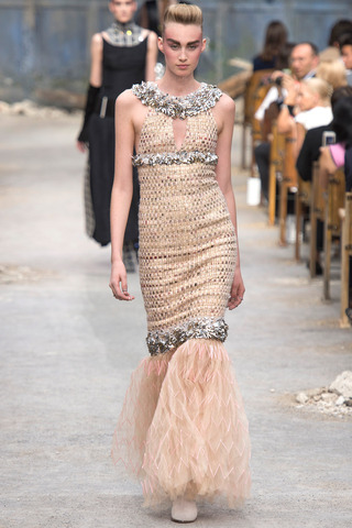 Chanel Couture mùa Thu 2013