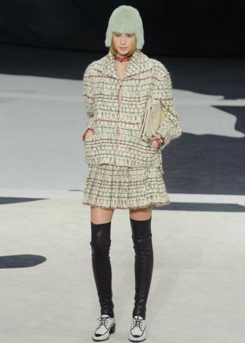 Chanel mùa Thu 2013