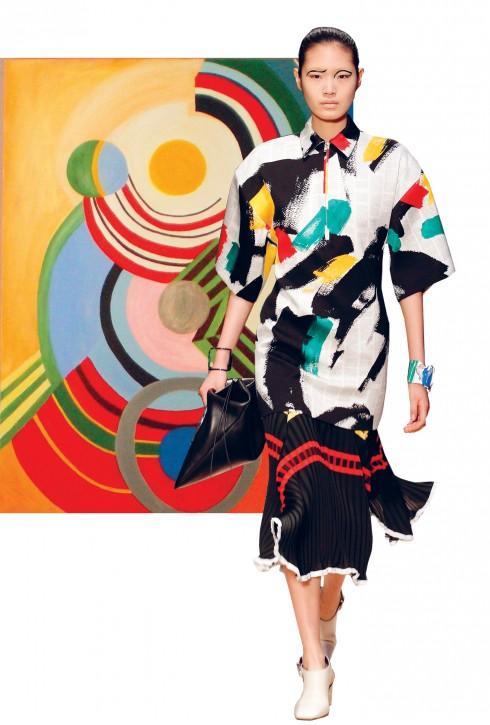 Tranh của Sonia Delaunay