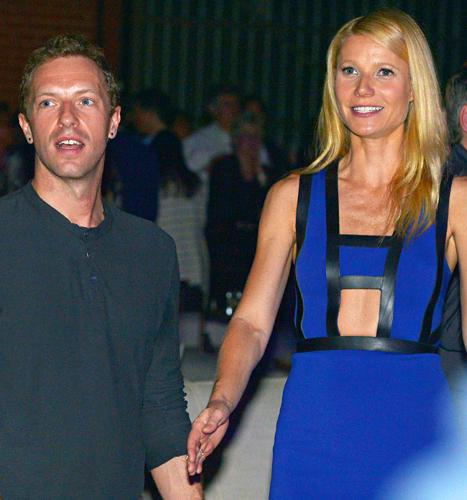 Hình ảnh gần đây nhất của Gwyneth Paltrow và Chris Martin là vào ngày 28/1, tại Culver City, California