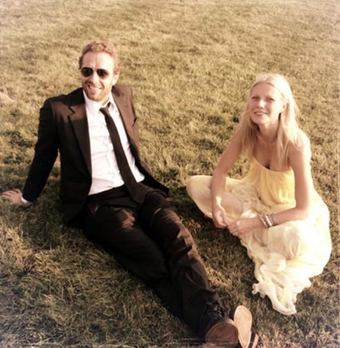 Tất cả kết thúc sau công bố của vợ chồng Gwyneth Paltrow cùng với bức ảnh này.