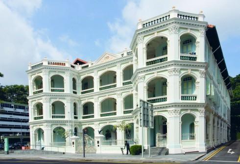 Bảo tàng Văn minh Á châu là một sự thú vị đặc biệt trong chuyến du hành nghệ thuật tại Singapore