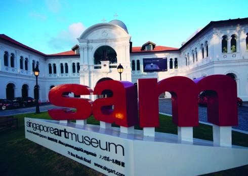 Bảo tàng Nghệ thuật Singapore sở hữu BST nghệ thuật đương đại lớn nhất trong khu vực Đông Nam Á
