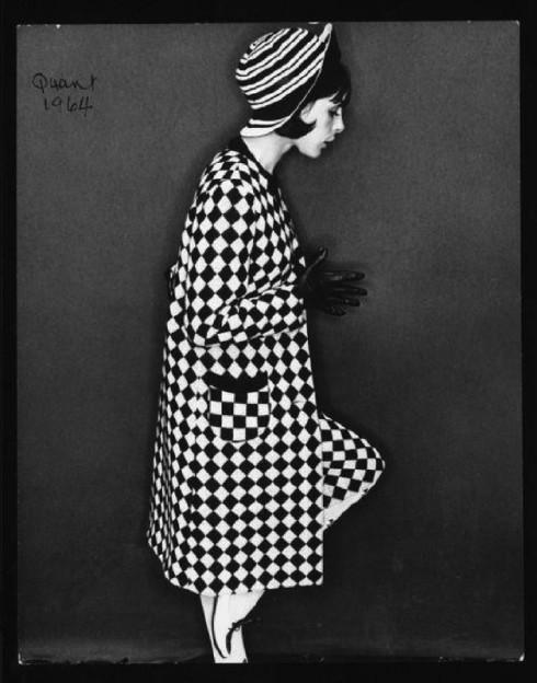 Mẫu thiết kế năm 1964 của Mary Quant