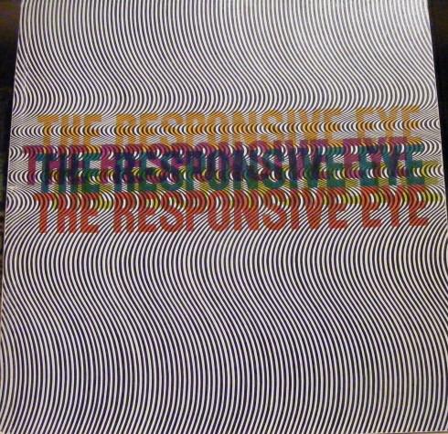 Hình ảnh tại triển lãm The Responsive Eye