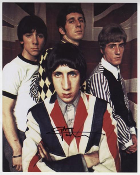Nhóm rock The Who là một trong những band nhạc có sức ảnh hưởng nhất thời kỳ thập niên 1960-1970