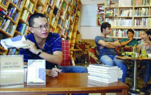 Dịch giả Lâm Vũ Thao