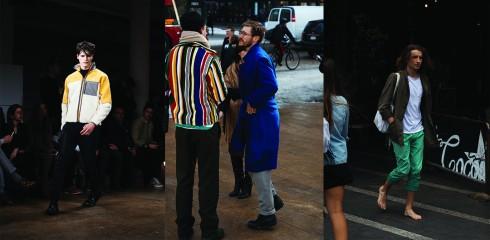 Thời trang trên sàn diễn, trên đường phố qua cảm nhận của Giuseppe Santamaria.