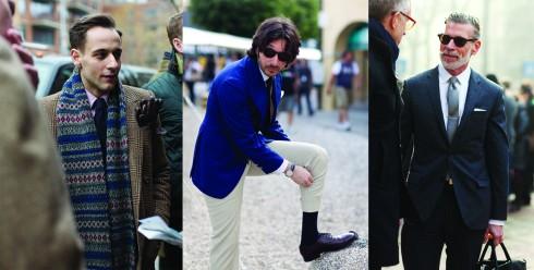 Chân dung những người đàn ông lịch lãm với gu thời trang thú vị trên Thesartorialist.com
