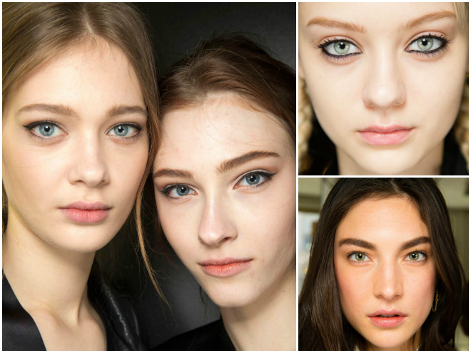 Chọn kiểu vẽ eyeliner phù hợp với đôi mắt bạn