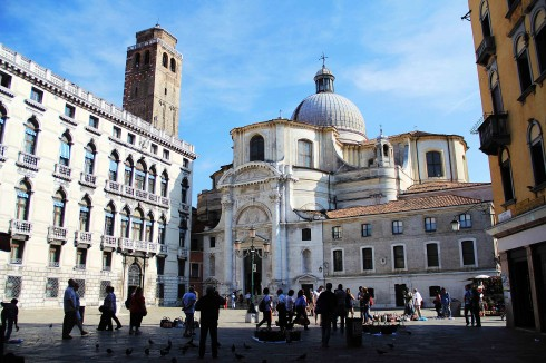 Quảng trường San Geremia