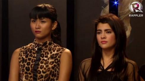 2 thí sinh đại diện Philippines là Jodilly và Katarina