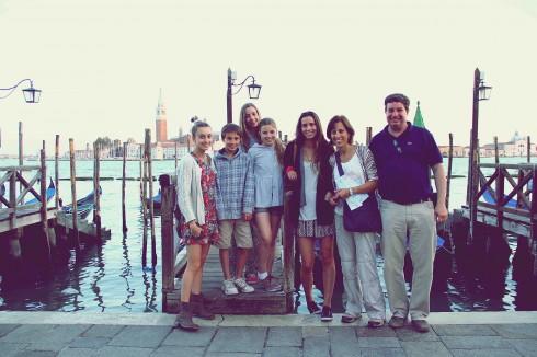 Venice cũng là ột điểm đến thích hợp cho các gia đình.