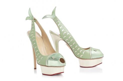 Giày của Charlotte Olympia