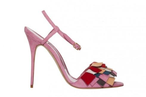 Sandal của Manolo Blahnik