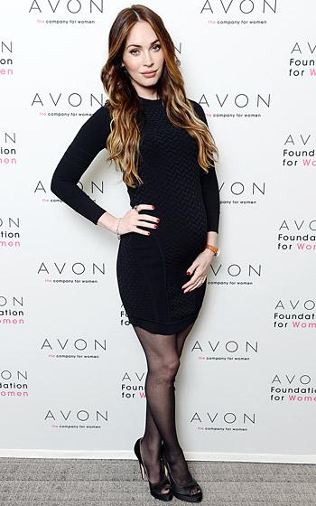 Megan Fox và đôi cao gót 15cm!