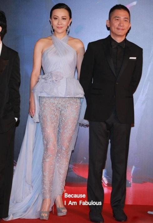 Lưu Gia Linh trong trang phục Ralph Russo Couture